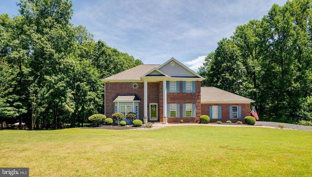 7187 Baldwin Ridge Road, WARRENTON, VA 20187 (#VAFQ166498) :: Arlington Realty, Inc.