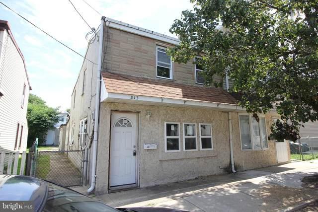 813 Cumberland Street, GLOUCESTER CITY, NJ 08030 (#NJCD398768) :: Shamrock Realty Group, Inc