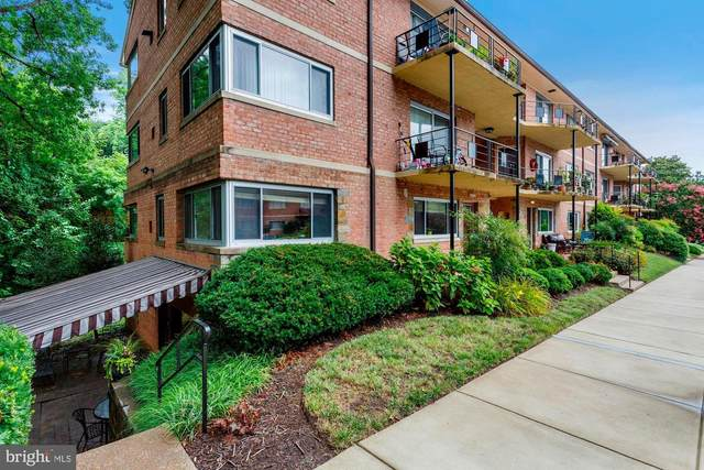 5011 Sentinel Drive #61, BETHESDA, MD 20816 (#MDMC718150) :: The Riffle Group of Keller Williams Select Realtors