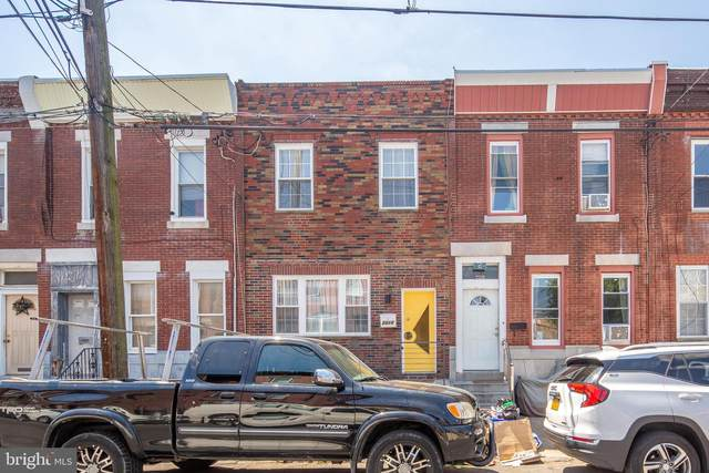 2018 S 16TH Street, PHILADELPHIA, PA 19145 (#PAPH918922) :: Blackwell Real Estate