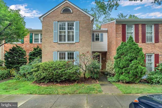 2023 Highboro Way, FALLS CHURCH, VA 22043 (#VAFX1144374) :: AJ Team Realty