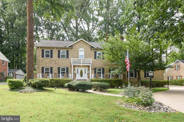 4712 Norbeck Road, ROCKVILLE, MD 20853 (#MDMC718344) :: Certificate Homes