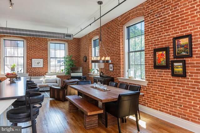 317 N Mulberry Street #202, LANCASTER, PA 17603 (#PALA167398) :: The Joy Daniels Real Estate Group