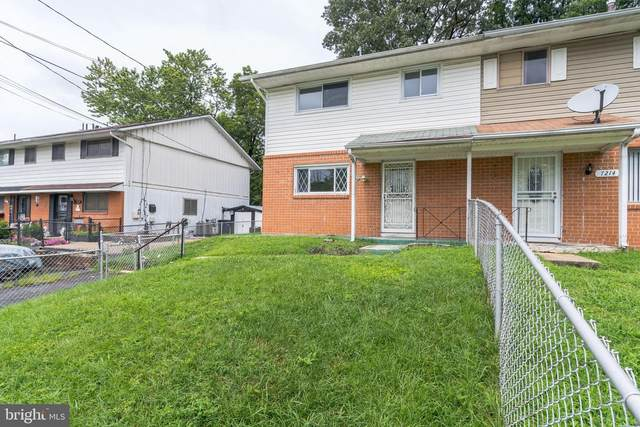 7212 G Street, CAPITOL HEIGHTS, MD 20743 (#MDPG575900) :: The Piano Home Group
