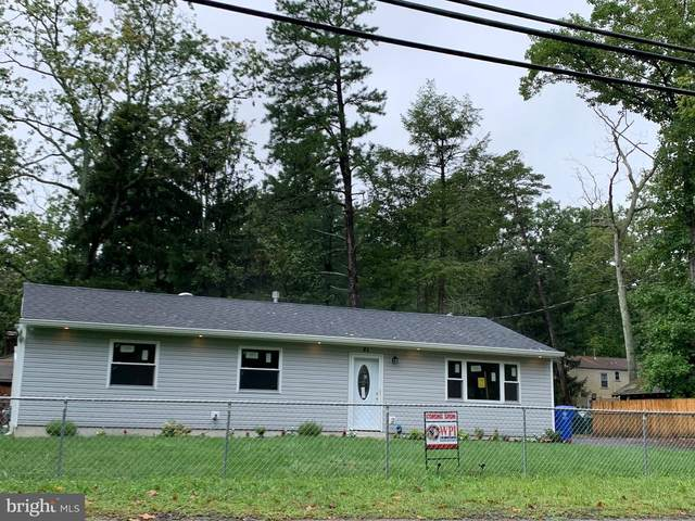 21 Clubhouse Road, BROWNS MILLS, NJ 08015 (#NJBL377926) :: Nexthome Force Realty Partners