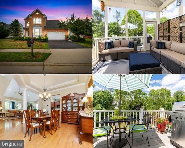 15605 Alderbrook Drive, HAYMARKET, VA 20169 (#VAPW500938) :: Colgan Real Estate