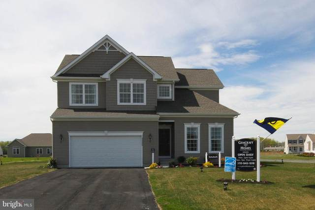 TBD Barnhart Circle, MECHANICSBURG, PA 17050 (#PACB126242) :: TeamPete Realty Services, Inc