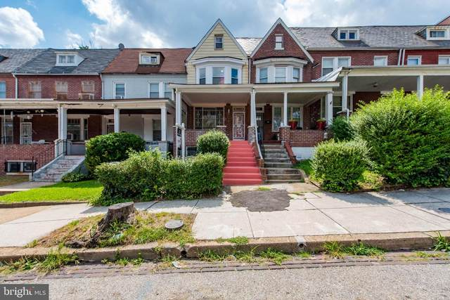 3412 Holmes Avenue, BALTIMORE, MD 21217 (#MDBA518722) :: AJ Team Realty