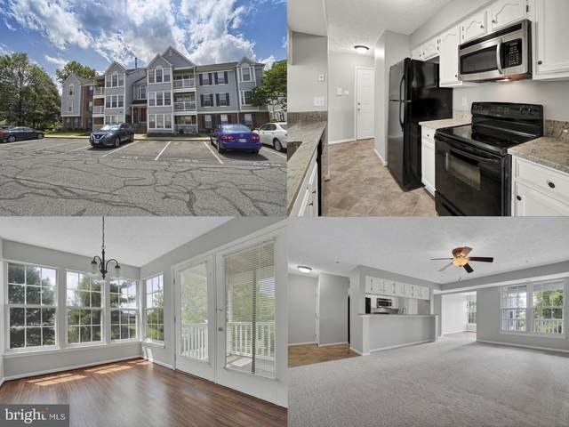 621 Himes Avenue #107, FREDERICK, MD 21703 (#MDFR268254) :: LoCoMusings
