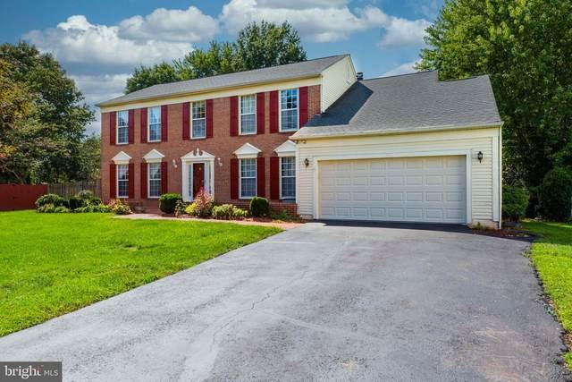 9504 Lehr Court, MANASSAS, VA 20110 (#VAMN140094) :: Debbie Dogrul Associates - Long and Foster Real Estate