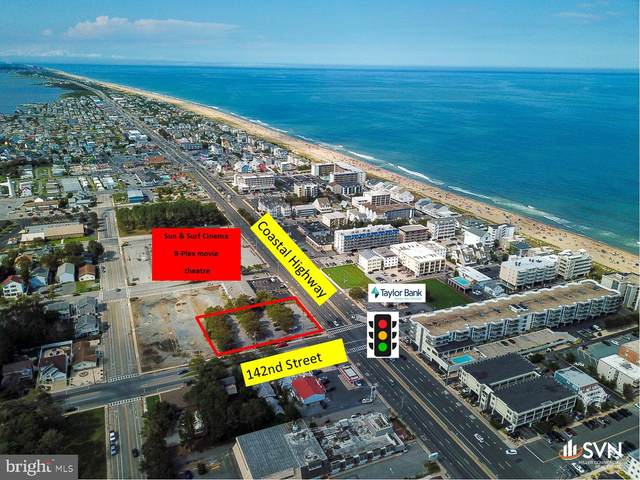 142ND STREET @ COASTAL HIGHWAY Highway, OCEAN CITY, MD 21842 (#MDWO115624) :: LoCoMusings