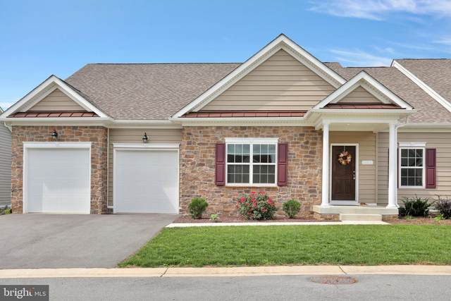 12914 Hawkins Circle, HAGERSTOWN, MD 21740 (#MDWA173734) :: Better Homes Realty Signature Properties