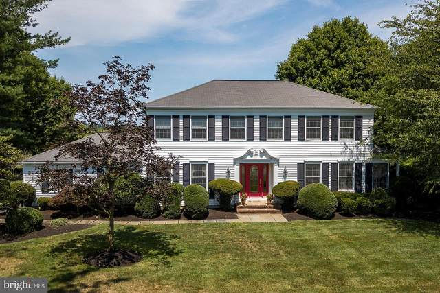 9 Hardley Drive, CRANBURY, NJ 08512 (#NJMX124694) :: Ramus Realty Group