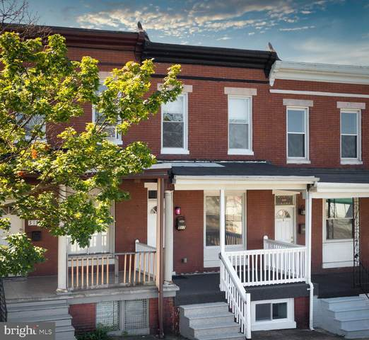 517 W 28TH Street, BALTIMORE, MD 21211 (#MDBA519022) :: The Redux Group