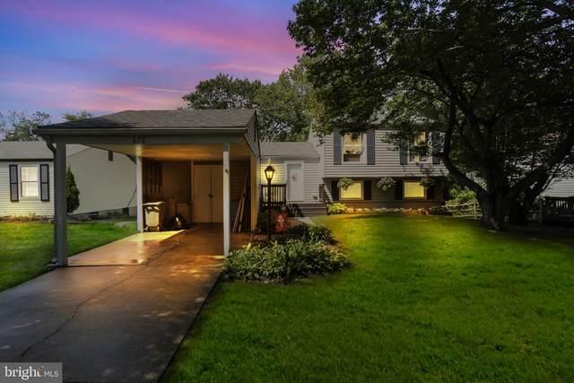 6701 Hawkeye Run, COLUMBIA, MD 21044 (#MDHW283202) :: Corner House Realty