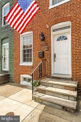 1624 Clarkson Street, BALTIMORE, MD 21230 (#MDBA519034) :: The Miller Team