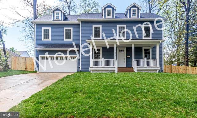 5963 Evergreen Trail, LORTON, VA 22079 (#VAFX1145460) :: Nesbitt Realty