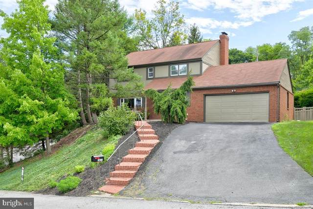 1611 Detwiler Court, YORK, PA 17403 (#PAYK142606) :: Certificate Homes