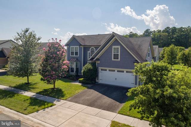 31762 Skimmer Road, OCEAN VIEW, DE 19970 (#DESU165944) :: Linda Dale Real Estate Experts