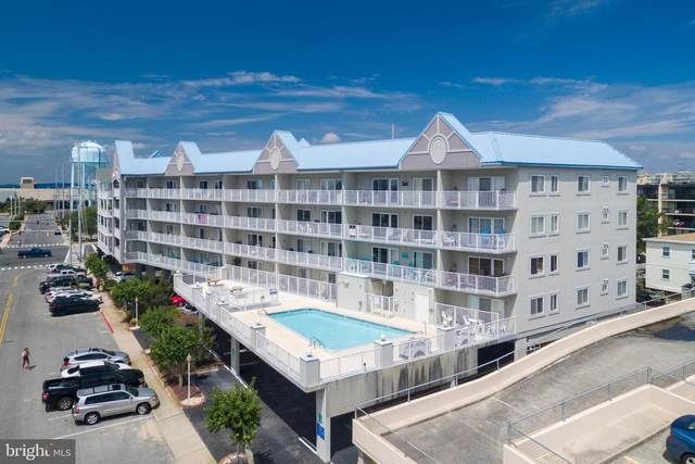 12 41ST Street #306, OCEAN CITY, MD 21842 (#MDWO115712) :: Atlantic Shores Sotheby's International Realty