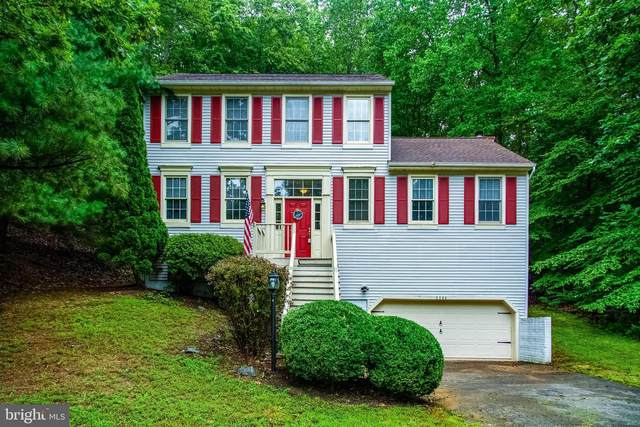3204 Titanic Drive, STAFFORD, VA 22554 (#VAST224384) :: Debbie Dogrul Associates - Long and Foster Real Estate