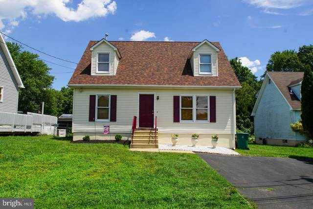 915 Orchard Avenue, CROYDON, PA 19021 (#PABU503264) :: The Dailey Group