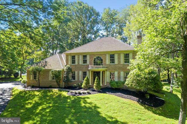 4 Lakeshore Drive, NEWTOWN SQUARE, PA 19073 (#PADE524114) :: The John Kriza Team