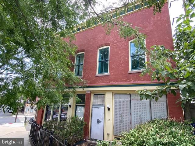 47 Centre Street A-1, TRENTON, NJ 08611 (MLS #NJME299608) :: The Dekanski Home Selling Team