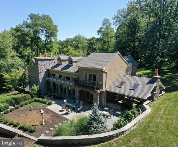 16 Stoney Hill Road, NEW HOPE, PA 18938 (#PABU503304) :: Keller Williams Realty - Matt Fetick Team