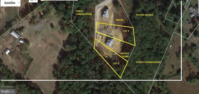 LOT 6 Scaggsville Road, FULTON, MD 20759 (#MDHW283322) :: The Redux Group