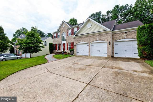 13715 Pine Needle Court, UPPER MARLBORO, MD 20774 (#MDPG576584) :: Pearson Smith Realty