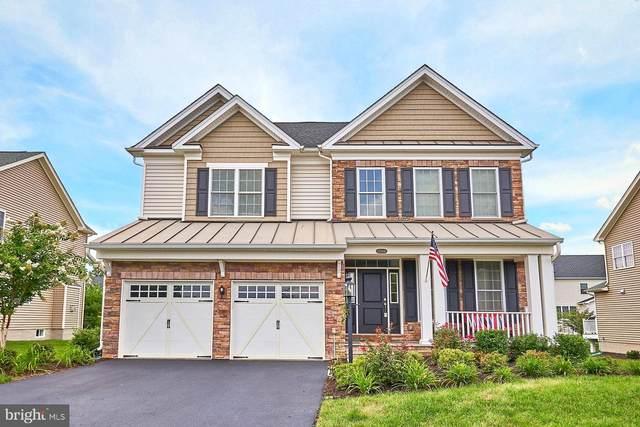 5544 Blackburns Ford Court, HAYMARKET, VA 20169 (#VAPW501418) :: Colgan Real Estate