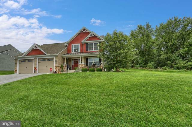 1170 Mount Pleasant Road, FAYETTEVILLE, PA 17222 (#PAFL174356) :: The Jim Powers Team