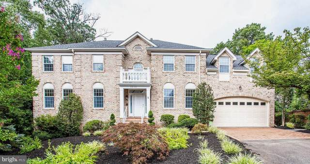 8510 Ashgrove Plantation Circle, VIENNA, VA 22182 (#VAFX1146154) :: Bic DeCaro & Associates