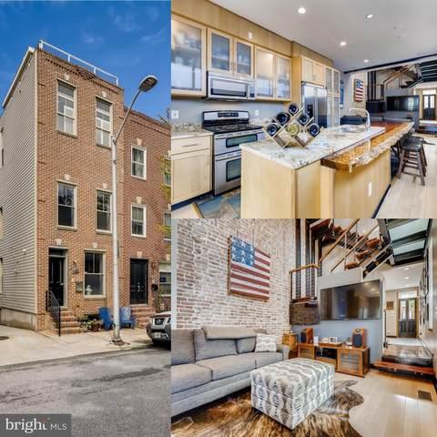 918 S Baylis Street, BALTIMORE, MD 21224 (#MDBA519388) :: Jim Bass Group of Real Estate Teams, LLC