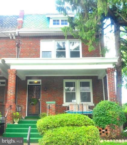 718 Nicholson Street NW, WASHINGTON, DC 20011 (#DCDC480752) :: Century 21 Dale Realty Co
