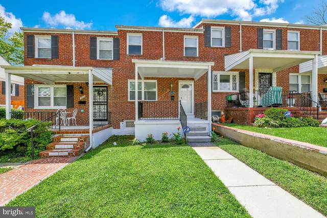 1827 Swansea Road, BALTIMORE, MD 21239 (#MDBA519530) :: SP Home Team