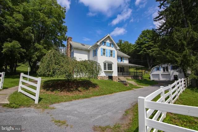 895 Oak Street, PALMERTON, PA 18071 (#PACC116340) :: Blackwell Real Estate