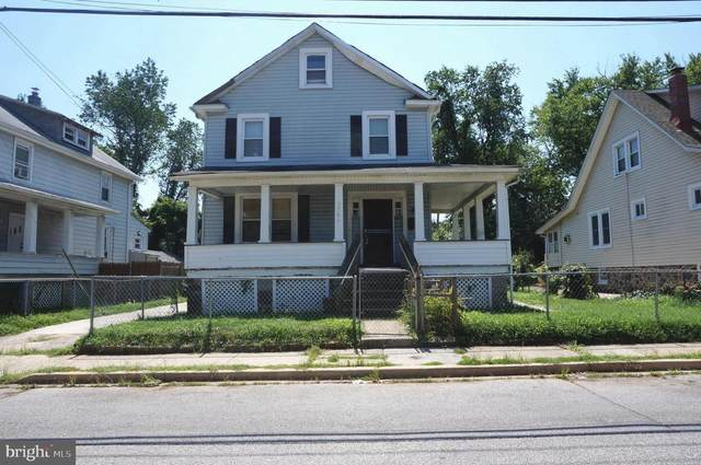 3301 W Rogers Avenue, BALTIMORE, MD 21215 (#MDBA519562) :: The Sky Group