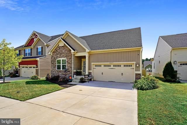 827 Creekside Village Boulevard, GLEN BURNIE, MD 21060 (#MDAA442620) :: Keller Williams Flagship of Maryland