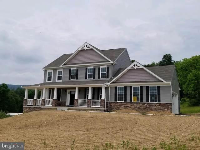 12161 Pleasant Walk Road, MYERSVILLE, MD 21773 (#MDFR268644) :: Berkshire Hathaway HomeServices McNelis Group Properties