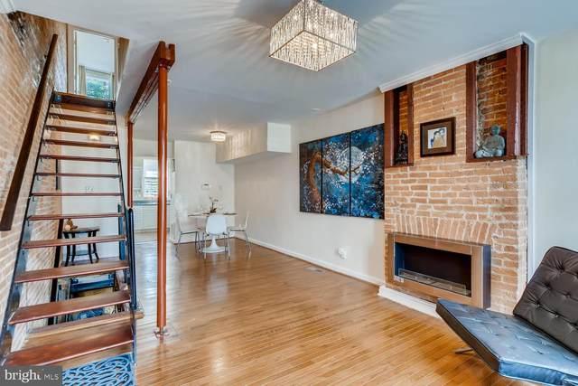 917 Washington Boulevard, BALTIMORE, MD 21230 (#MDBA519710) :: Revol Real Estate
