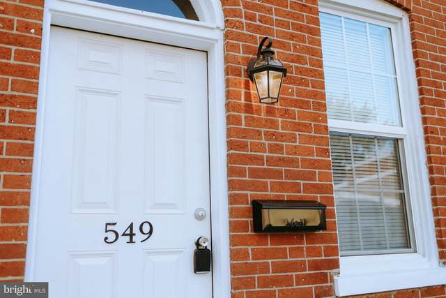 549 W Vine Street, LANCASTER, PA 17603 (#PALA168040) :: CENTURY 21 Core Partners