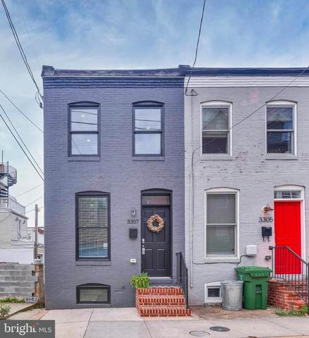 3307 Clyde Street, BALTIMORE, MD 21224 (#MDBA519788) :: Jim Bass Group of Real Estate Teams, LLC