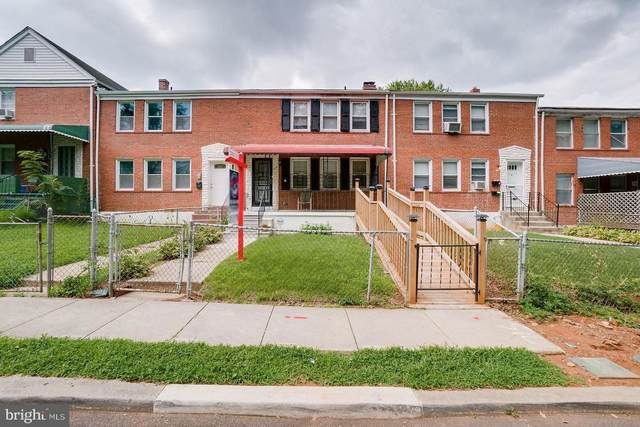 4052 Edgewood Road, BALTIMORE, MD 21215 (#MDBA519798) :: The MD Home Team