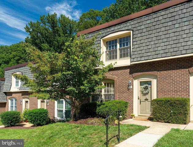 5931 Minutemen Road #251, SPRINGFIELD, VA 22152 (#VAFX1147024) :: AJ Team Realty