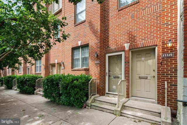 2337 Wallace Street A, PHILADELPHIA, PA 19130 (#PAPH923072) :: Linda Dale Real Estate Experts