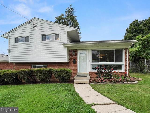 12816 Weiss Street, ROCKVILLE, MD 20853 (#MDMC720198) :: Dart Homes