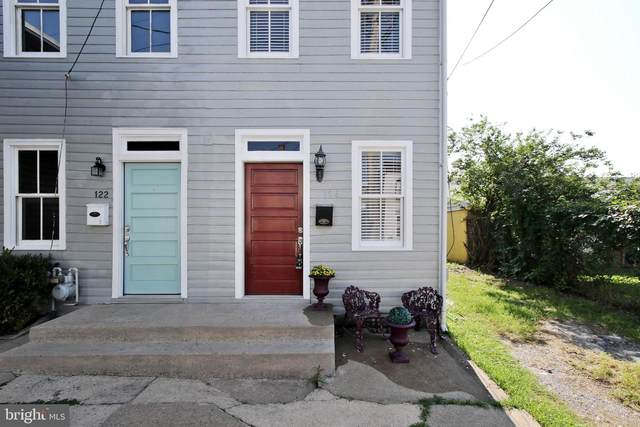 124 Water Street, FREDERICK, MD 21701 (#MDFR268804) :: SURE Sales Group