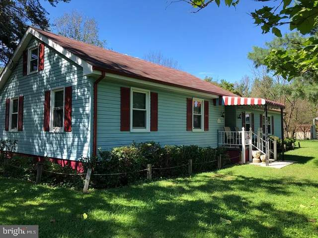 945 W Cherry Lane, ROMNEY, WV 26757 (#WVHS114500) :: The Dailey Group